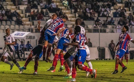 Rodrigão marca dois e Bahia consegue ótimo resultado contra a Ponte (3×0)