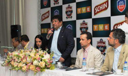Campeonato Intermunicipal de Futebol foi lançado hoje
