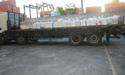 Operação especial apreende em Pirajá 04 toneladas de maconha que estavam em carga de cebola
