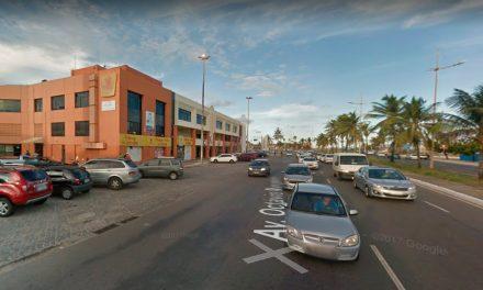 Acidente deixa trânsito lento na Boca do Rio