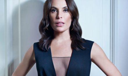Globo dispensa Carolina Ferraz após 25 anos