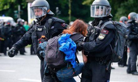 Primeiro dia do G20 é marcado por protestos e violência em Hamburgo