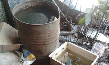 Focos do mosquito da dengue encontrados em casarões do Centro Histórico e na Pituba