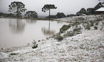 Frio intenso do Sul pode atingir outras regiões do Brasil ainda essa semana