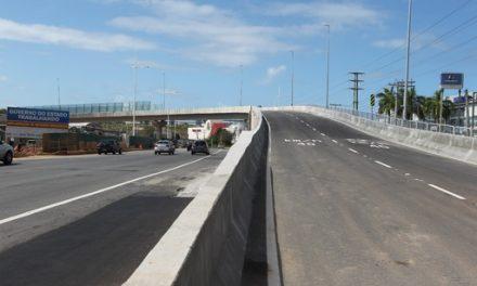 Governador entrega mais um viaduto na Paralela hoje (11)
