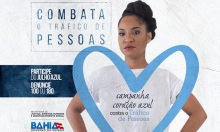 Campanha Coração Azul tem nova madrinha: Larissa Luz