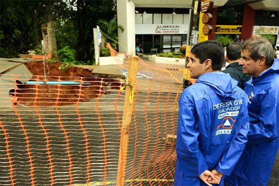 Codesal busca criar núcleo de defesa civil em Cosme de Farias