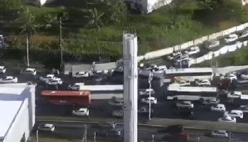 Trânsito nesta terça (11)