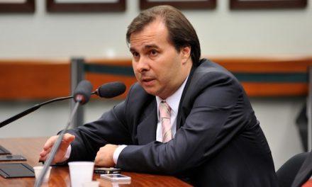 Valor Econômico: Rodrigo Maia traça planos para qualquer desfecho sobre denúncia