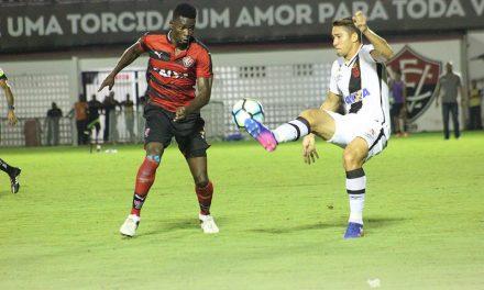 Vergonha rubro-negra – Vasco goleia o Vitória por 4×1 no Barradão