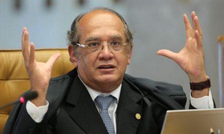 Gilmar Mendes é questionado pela presidente do STF sobre o caso do 'Rei do Ônibus'