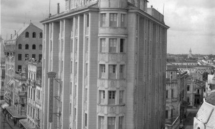 Palace Hotel, hoje rebatizado como Fera Palace Hotel