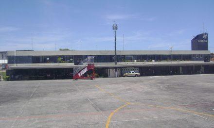 Aeroporto de Ilhéus passa a ser administrado pelo Estado para posterior concessão