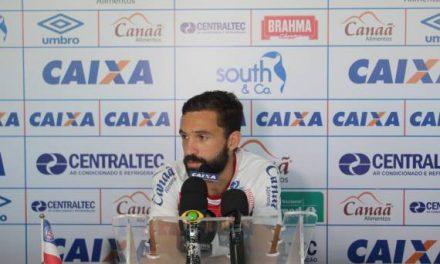 Allione diz que breve paralisação no brasileirão ajuda na recuperação de jogadores