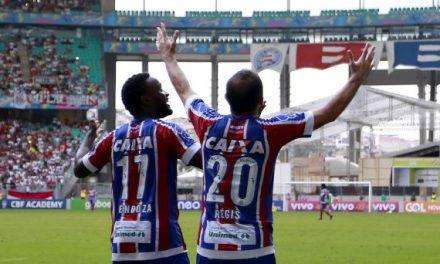 Bahia 2×1 São Paulo, resultado muito importante!