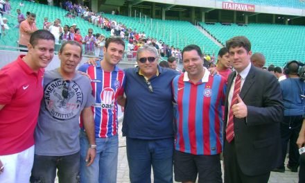 4 anos de democracia no Esporte Clube Bahia