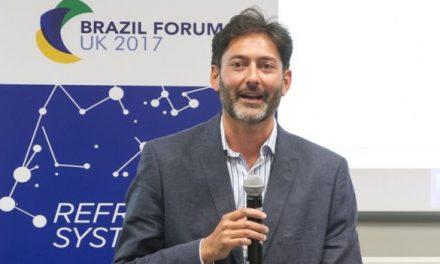 Embaixador britânico otimista com o futuro do Brasil