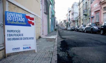 Conder e Embasa: encontros para alinhamento de ações no Centro Antigo de Salvador