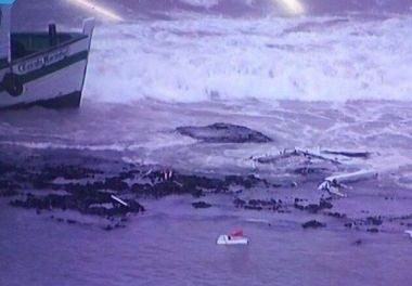 Lancha da travessia Salvador/Mar Grande se envolve em acidente