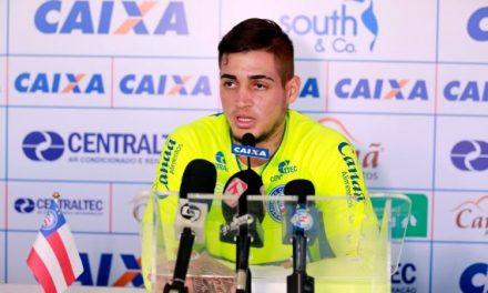 Torcida do Bahia pode fazer a diferença na Arena contra o Vasco, diz Jean