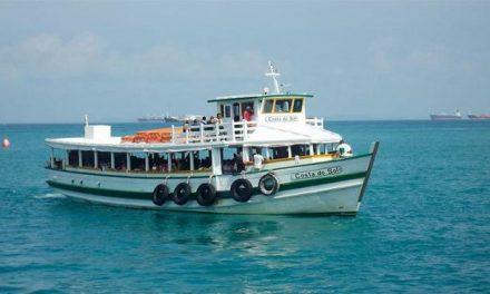 Travessia Salvador/Mar Grande retomada nesta terça-feira, 29