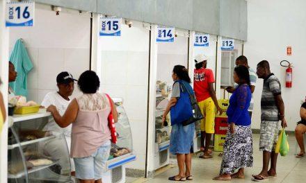 Consumidores voltam a frequentar Mercado da Liberdade após reforma