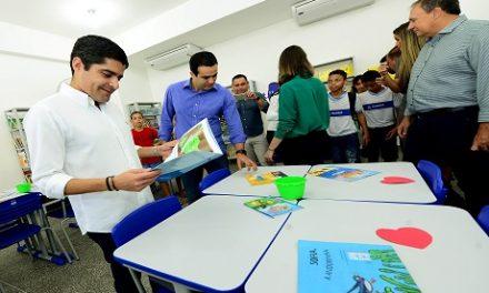 Paripe ganha primeira escola municipal com sustentabilidade em Salvador