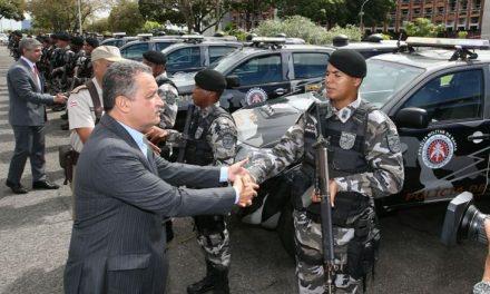 Rui Costa lança nova tropa de policiamento e anuncia colégio da PM em Cajazeiras