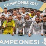 Sem Cristiano Ronaldo o Real Madri vence o Barcelona e ganha a Supercopa