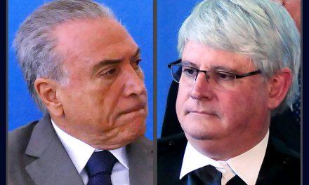 Janot deixa a PGR em setembro, mas deve denunciar Michel Temer antes da partida