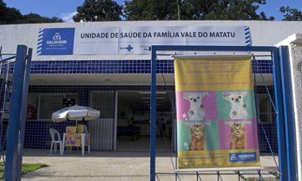 Salvador: campanha de vacinação antirrábica em setembro