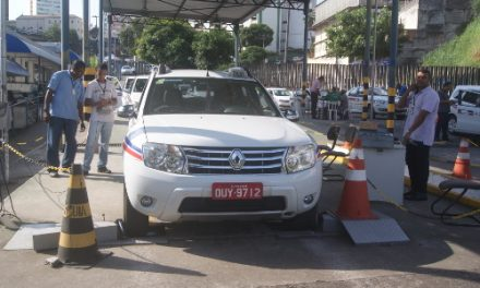 Getax inicia verificação anual obrigatória dos táxis de Salvador