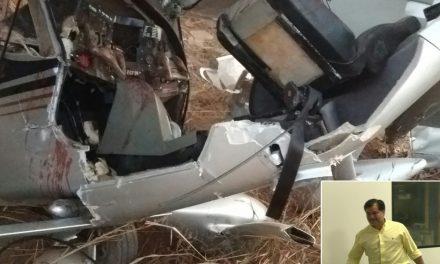 Avião cai perto de Brasília com ex-senador boliviano