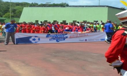 Abertas as inscrições para Copa de Futebol Dente de Leite