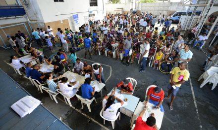 Gabinete da Prefeitura em Ação em Santa Cruz