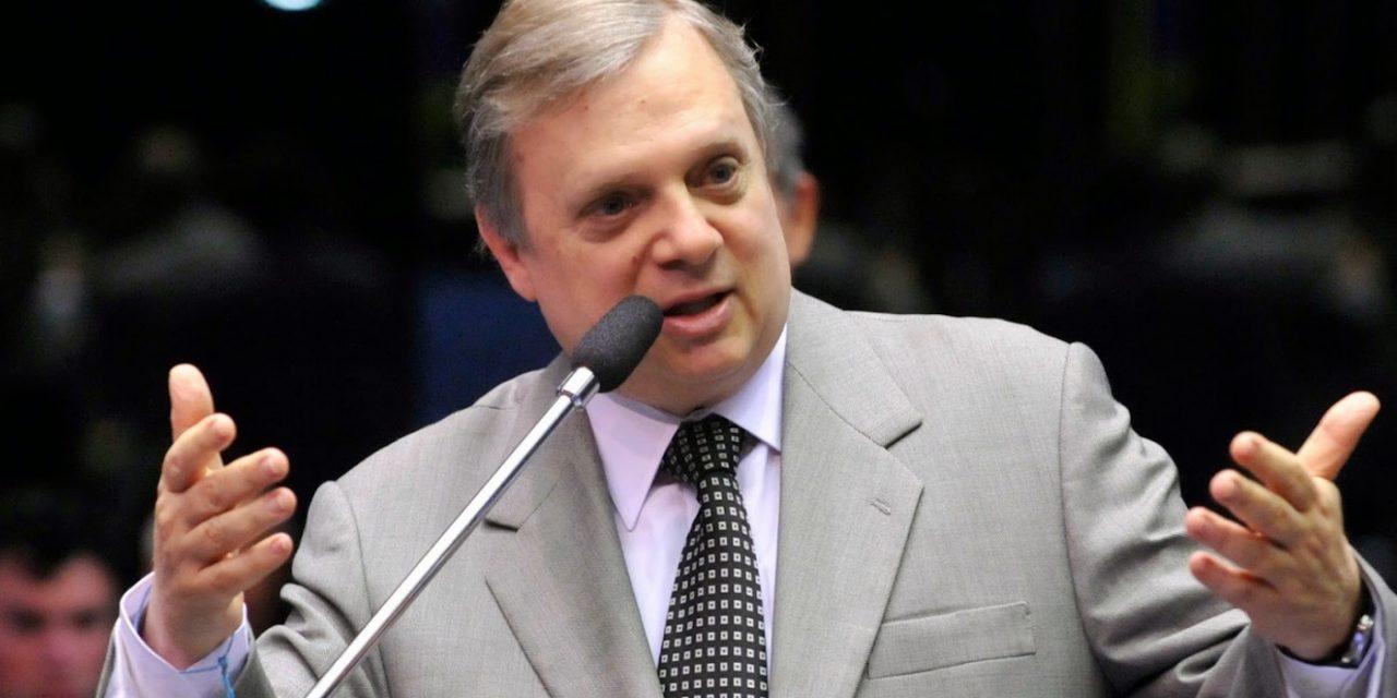 Tasso Jereissati diz que continuará sendo presidente interino do PSDB
