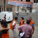 Defesa Civil faz últimos preparativos para primeiro simulado noturno de evacuação