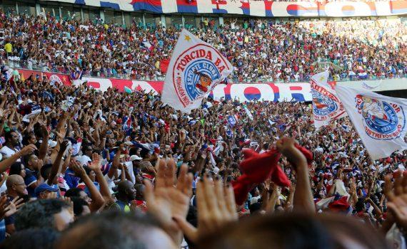 Bahia inicia venda de ingressos do jogo contra o Botafogo para torcedores não sócios