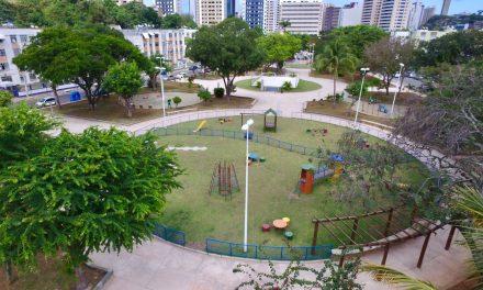Praça do Vale dos Rios, requalificada será entregue nesta terça (15)
