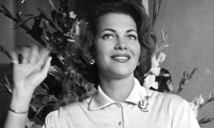 Marta Rocha – a bela baiana que conquistou o mundo