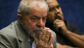Por crime de corrupção quando estava na Presidência o ex-presidente Lula foi denunciado pelo MPF