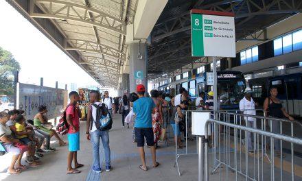 Integração na Estação Mussurunga, agora, só com o bilhete único