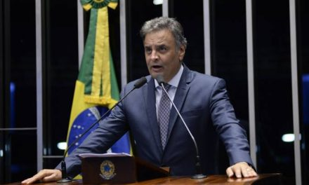 Como fez no caso Renan, Senado deve confrontar o STF em defesa de Aécio