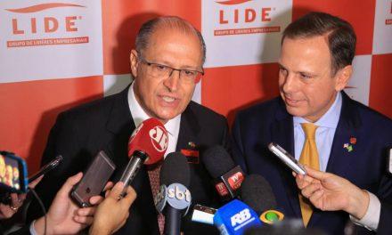 Alckmin e Doria: 'amizade' entre criador e criatura pode acabar