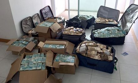 """PF estoura """"bunker"""" que seria usado por Geddel para esconder mais de R$ 40 milhões"""