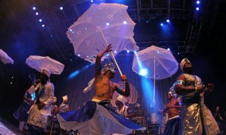 'Ajayô': Filhos de Gandhy e Carlinhos Brown estreiam Concha Negra