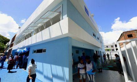 Subúrbio ganha escola com investimento de R$4,3 milhões