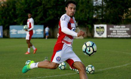 Edigar Junio pode aparecer como titular no Bahia contra o Grêmio