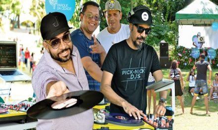 Domingo no Parque da Cidade com Pick Nick e DJs