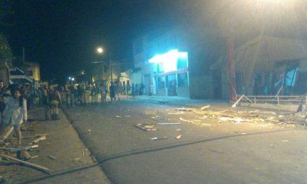 Bandidos explodem agência do Bradesco de Itagimirim